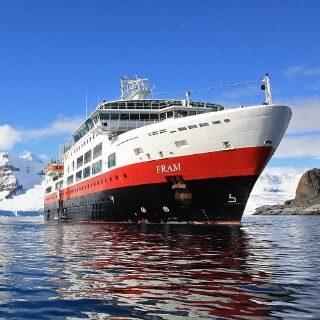 Bildnachweis / Urheberrecht by: Hurtigruten