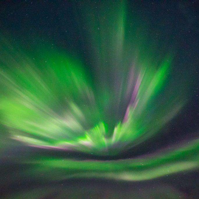 Ultimative Polarlichtwoche in Lappland (FIH1)