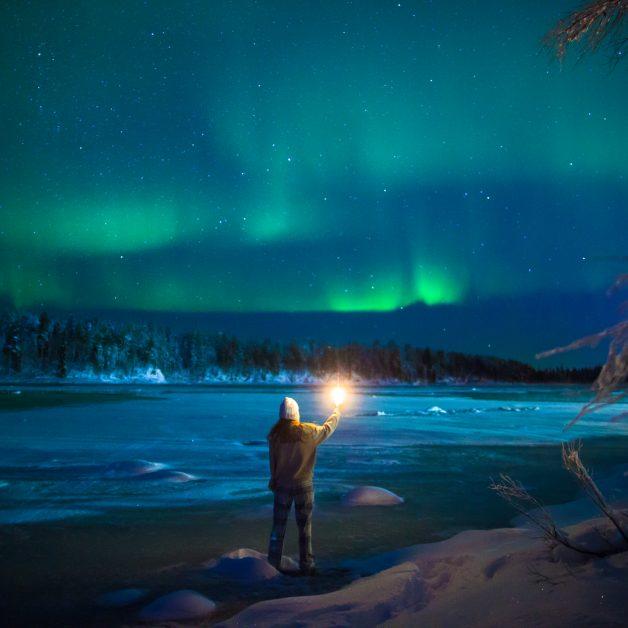 Höhepunkte Lapplands (FIH4)
