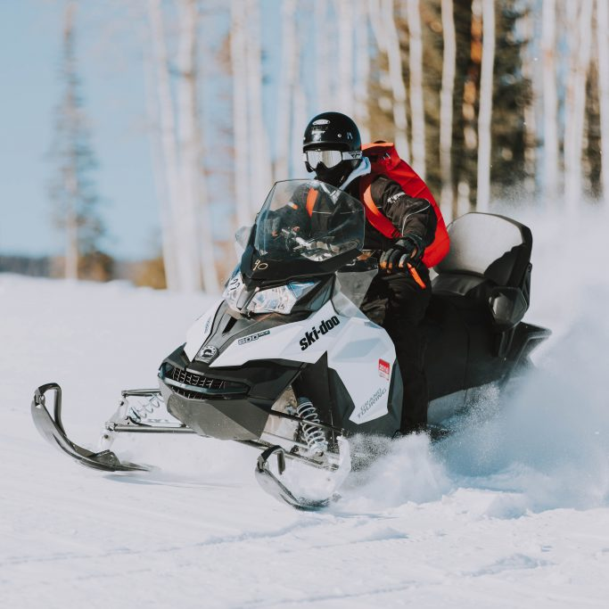 Winterwoche Nord-Ost Finnland