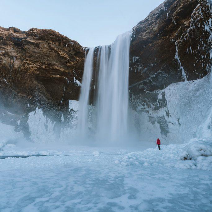 Nordlicht, Eis und Winterstille (ISA1)