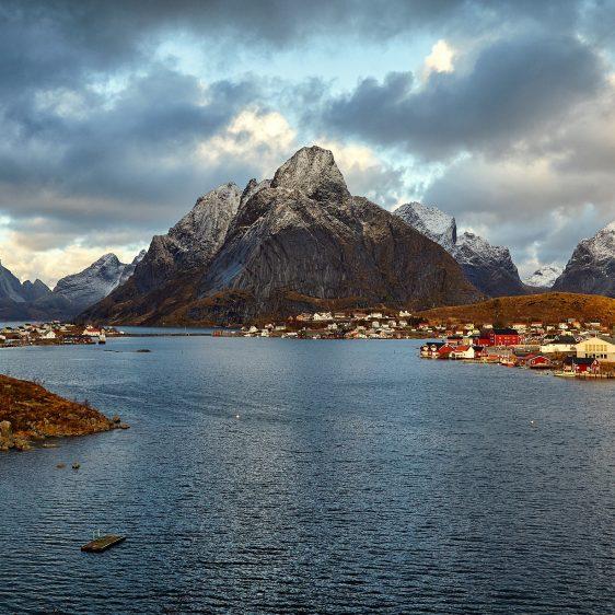 Schiffsreise | Die große Norwegen Panoramareise (NOH2)