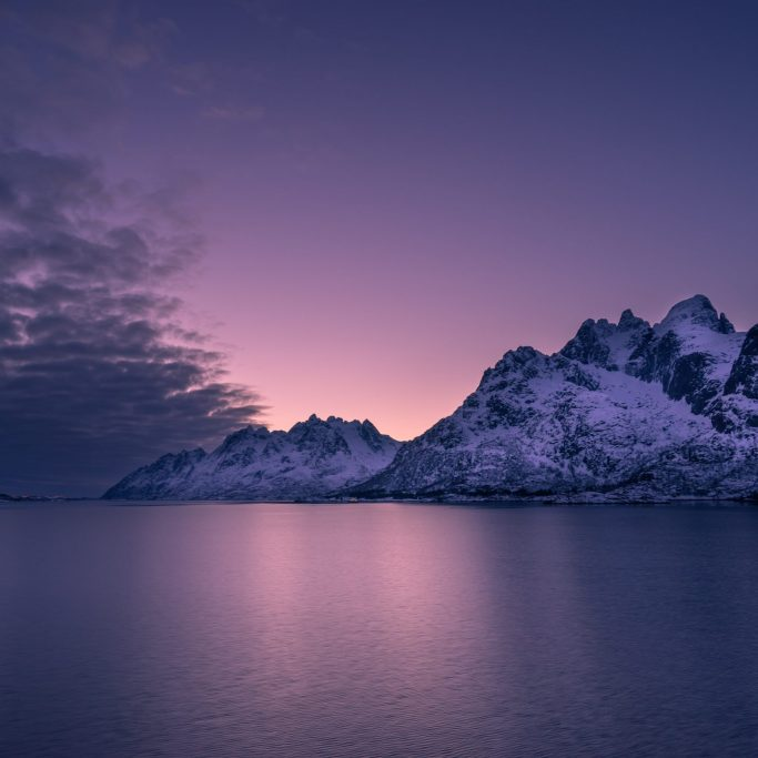 Silvester auf den Lofoten (NO3)