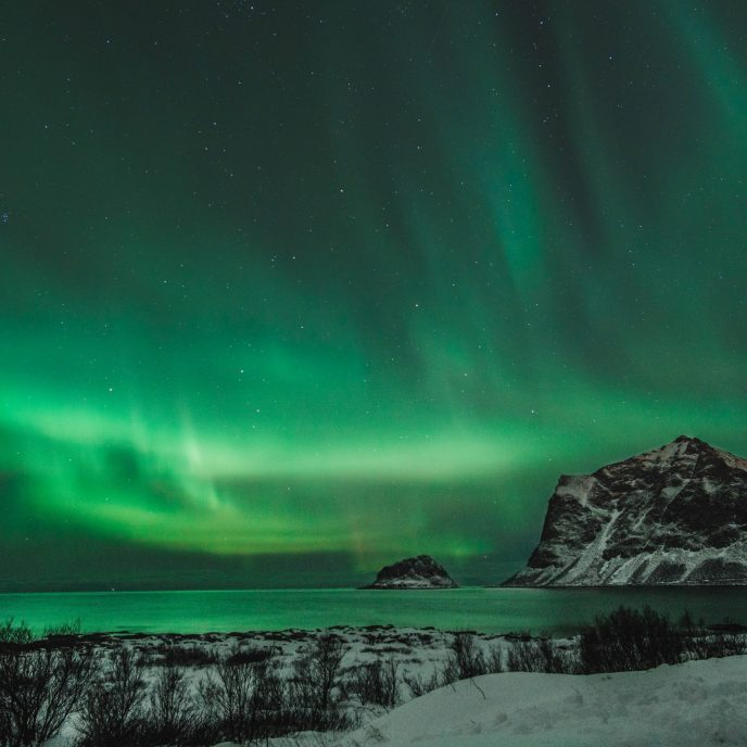Nordlichter auf den Spuren der Postschiffroute (NOH7)