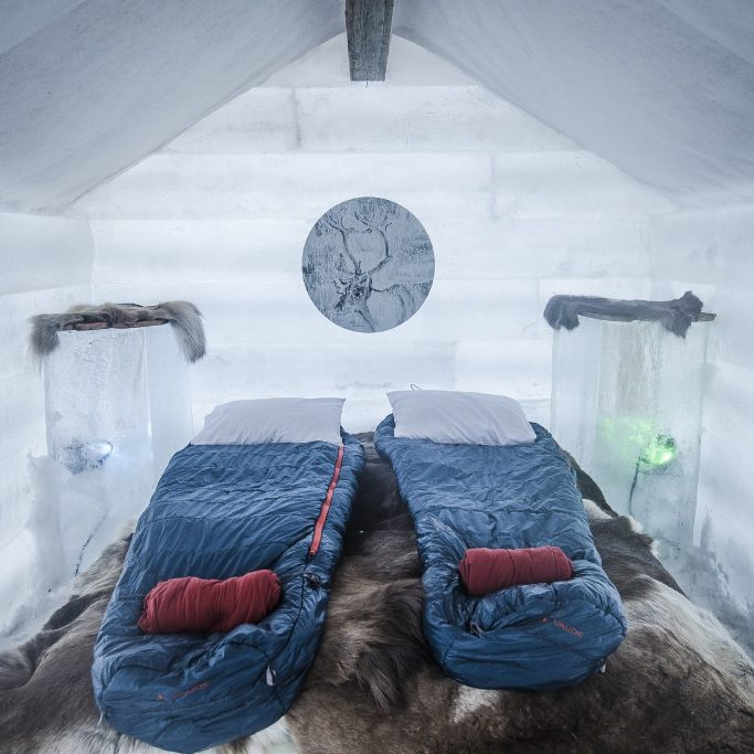 Apukka Resort Finnland