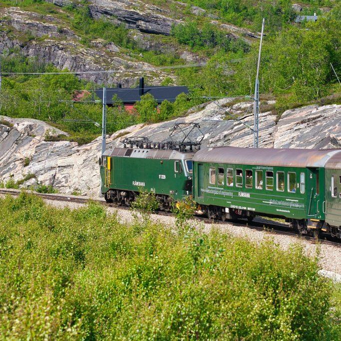Fjordnorwegen per Bahn & Boot (NO59
